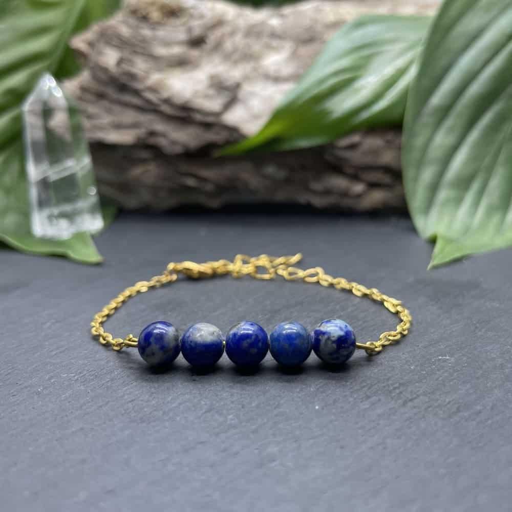 pentaperle lapis-lazuli or