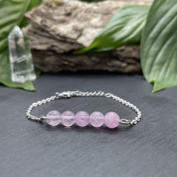 pentaperle quartz rose
