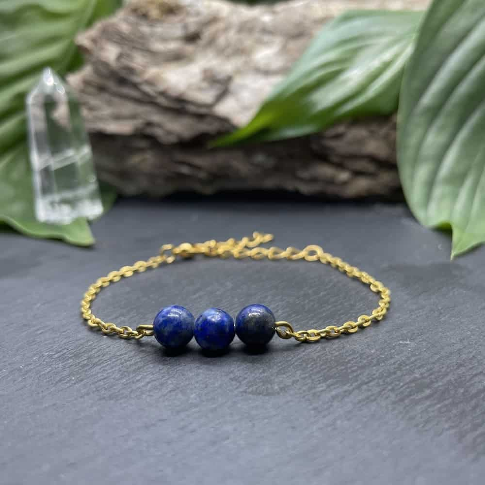 triperle lapis-lazuli or