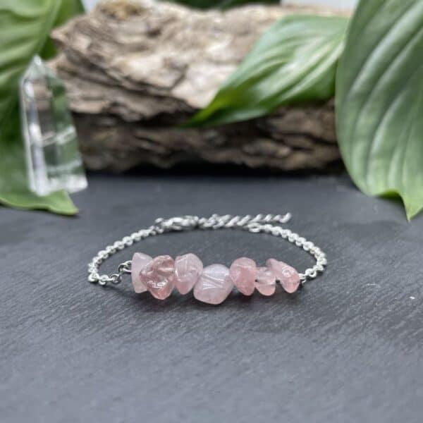 magic quartz rose argent