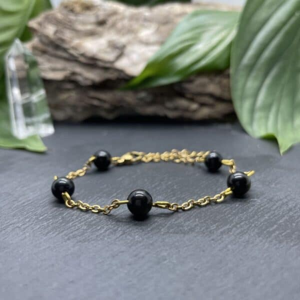 anthéa obsidienne or