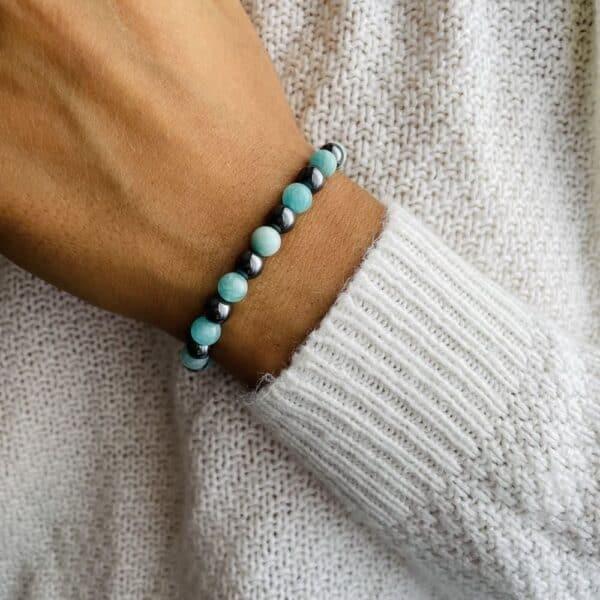 Bracelet Elastic'perles poignet stabilite
