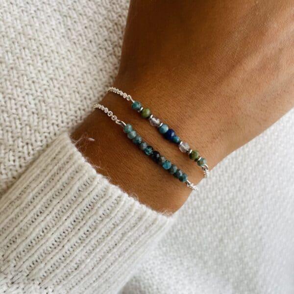 bracelets facettes