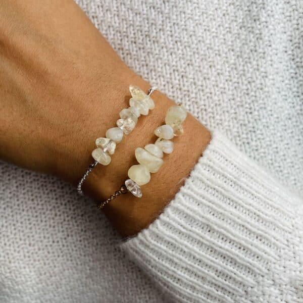 bracelet magic porté double