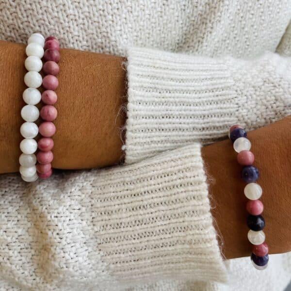 Elastic' perles