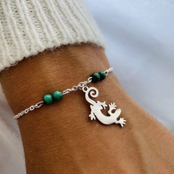 salamandre poignet