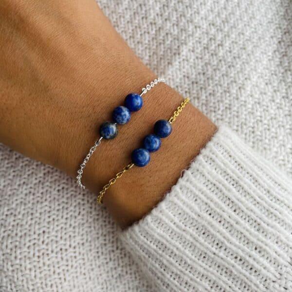 triperle lapis-lazuli